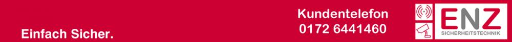 ENZ Sicherheitstechnik Logo
